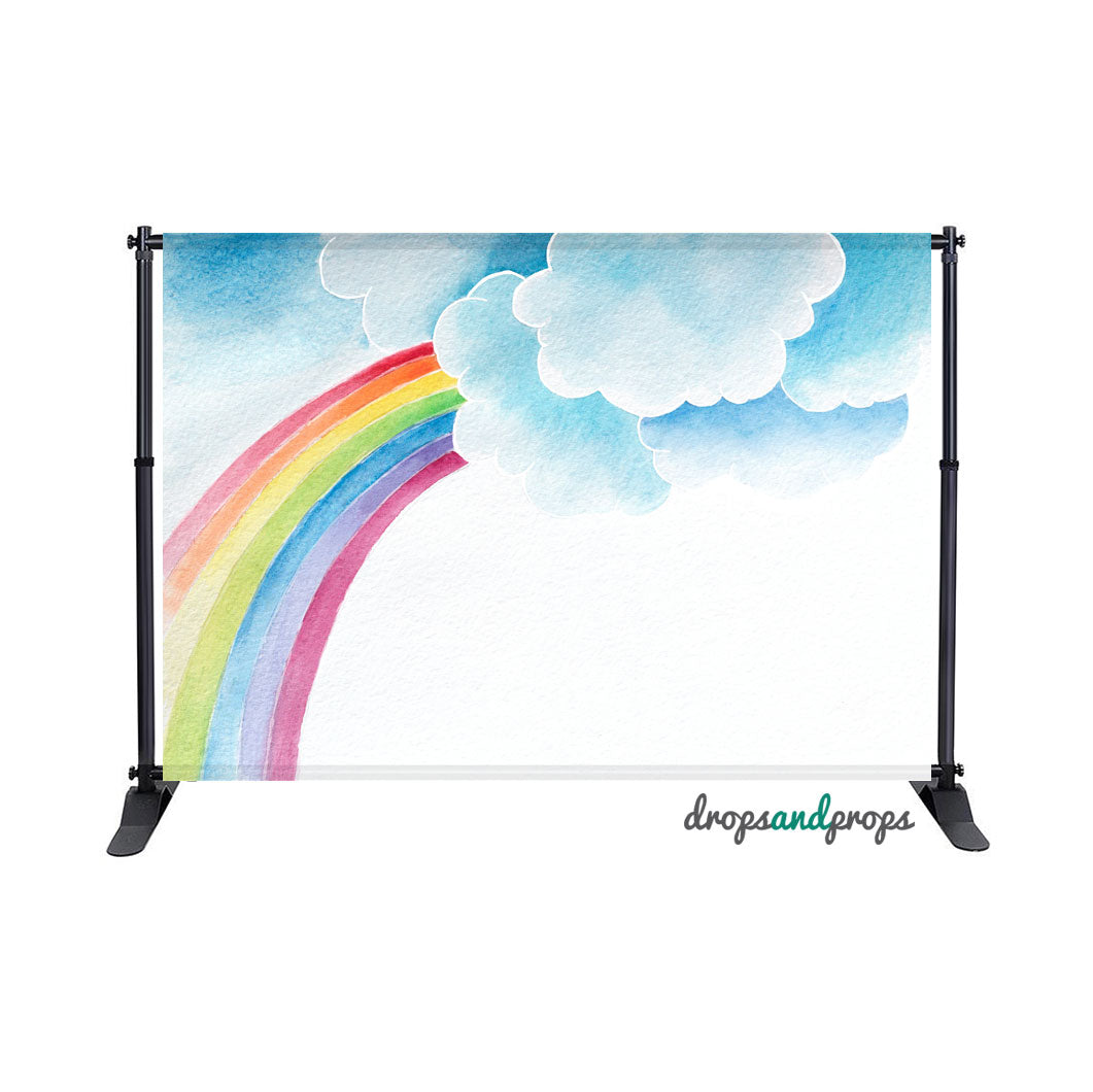 Over the Rainbow Photography Backdrop