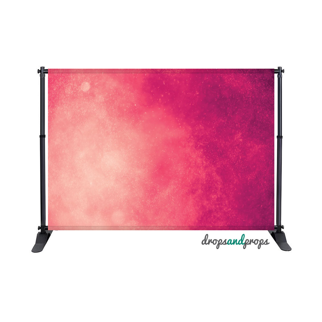 Pink Fairy Dust Photography Backdrop