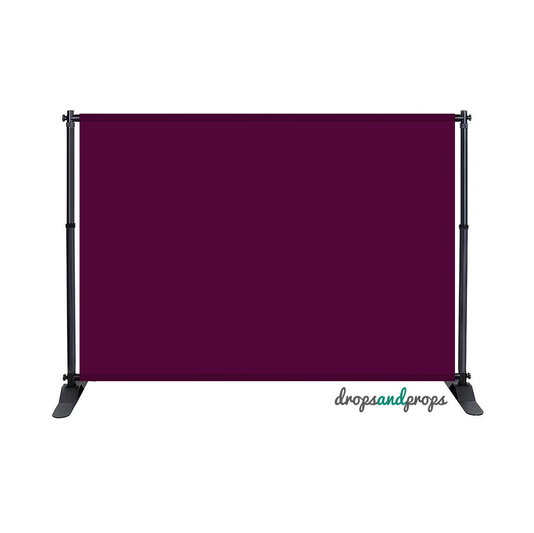 Royal Purple Solid – Photography Backdrop