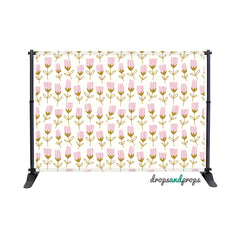 Spring in Bloom Photography Backdrop