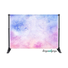 Stardust Galaxy Photography Backdrop