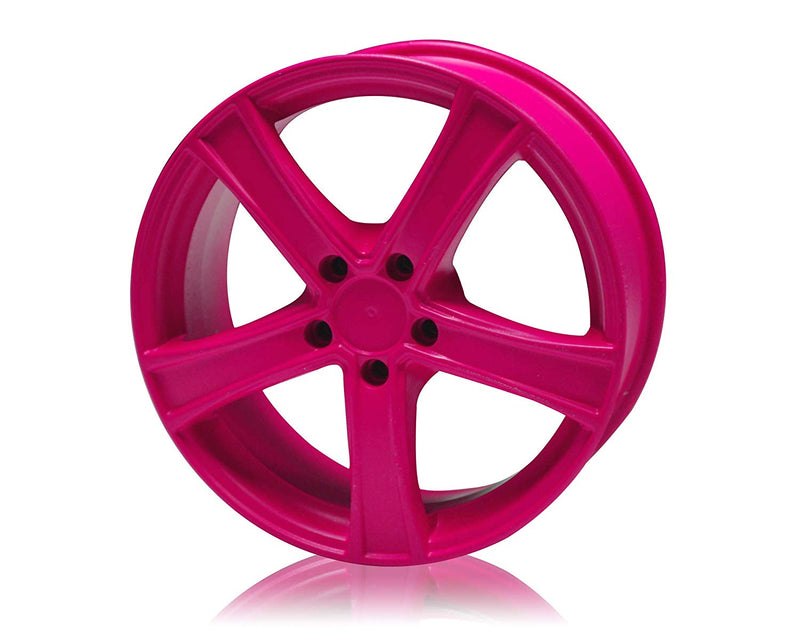 Foliatec Pink FT2080 Car Alloy Wheels Bike Boat Peelable Protective Film Spray Paint Set