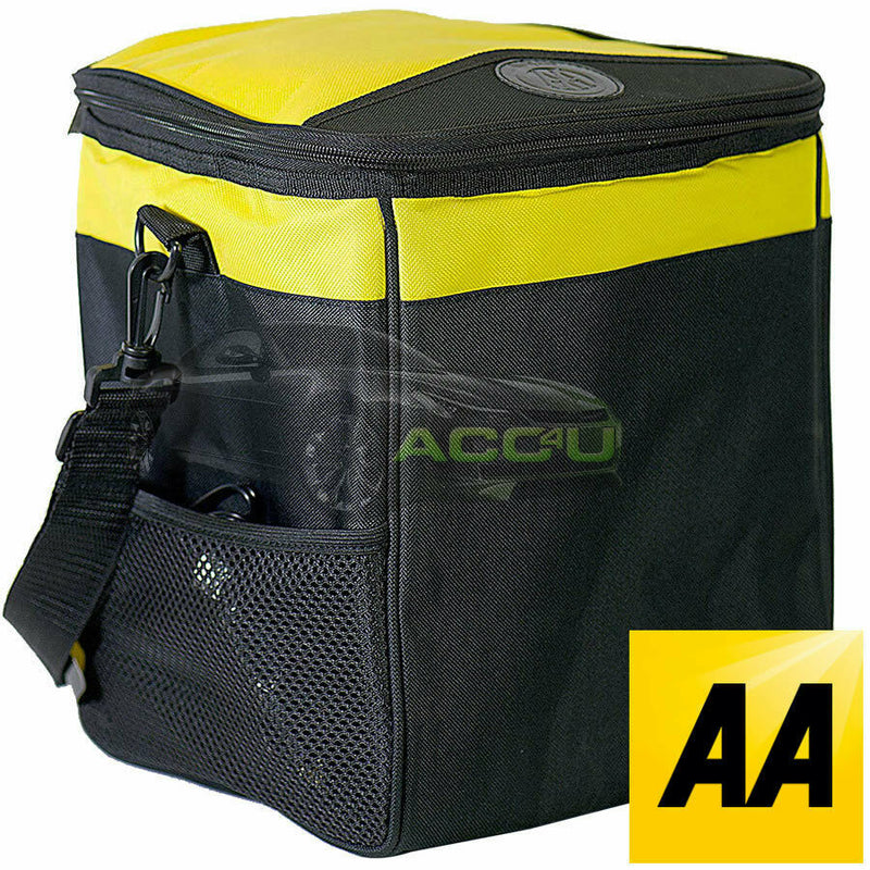 AA 12v Car Caravan Travel Camping Picnic 13L Portable Cooler Cool Box Drinks Bag