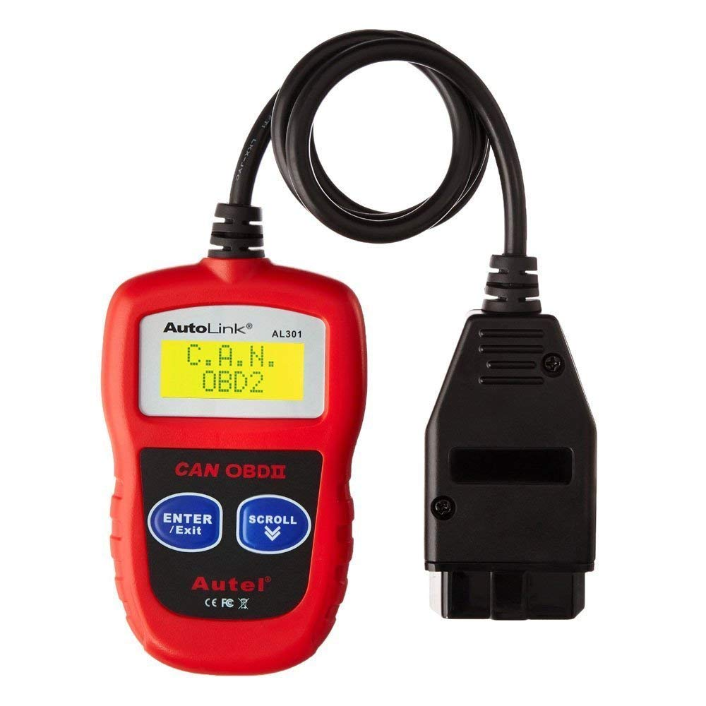 Autel Car OBDII & Can Bus DTCs MIL Error Fault Code Scanner Reader & Reset Tool