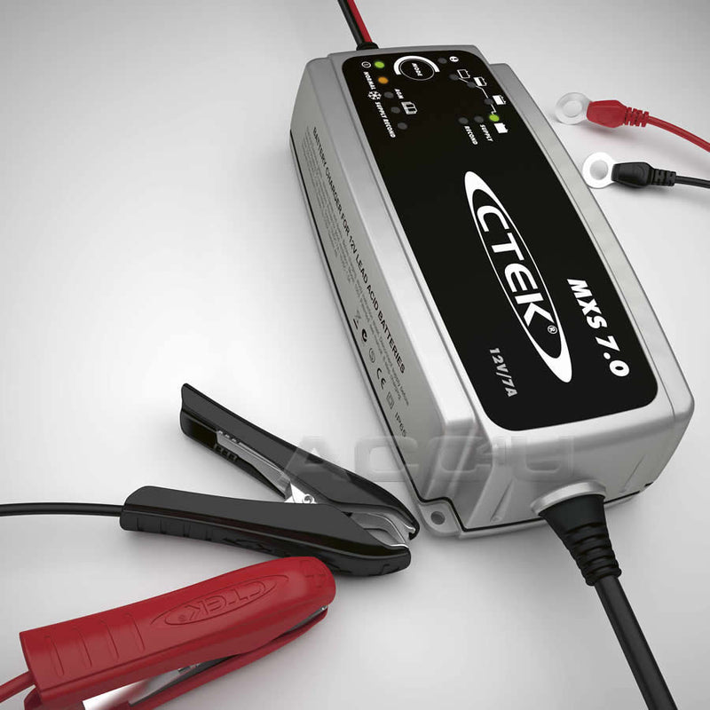 CTEK MXS 7.0 Pro 12v 7A 8 Step Fully Automatic Car Smart Battery Charger