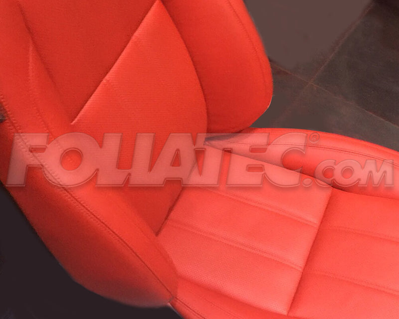 Foliatec Red Color FT2006 Car Interior Dashboard Door Plastic Vinyl Spray Paint