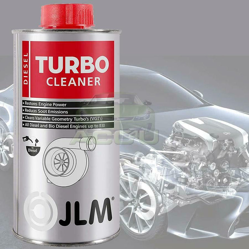 JLM Professional Car Bio & Diesel Engine Turbo Cleaner Power Restorer 500ml