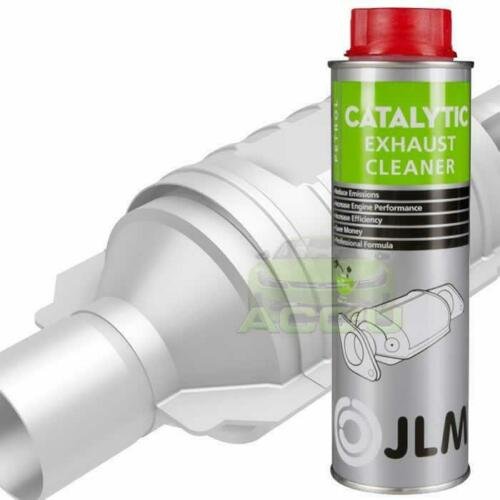 JLM Professional Car Petrol Engine Catalytic Exhaust System Reduce Emissions Cleaner