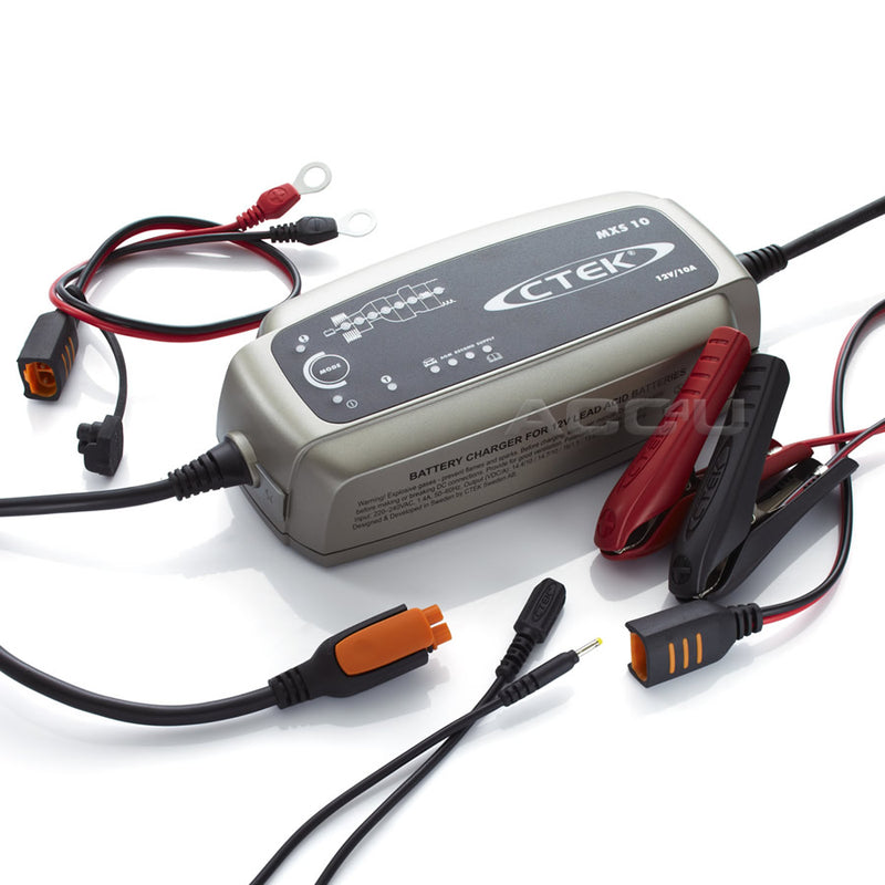 CTEK MXS 10 Pro 12v 10A 8 Step Fully Automatic Car Van 4x4 Smart Battery Charger