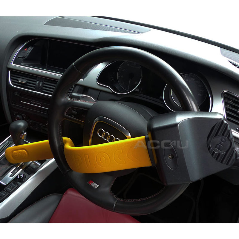For Audi Car Stoplock Pro Elite Thatcham Approved Anti Theft Steering Wheel Lock