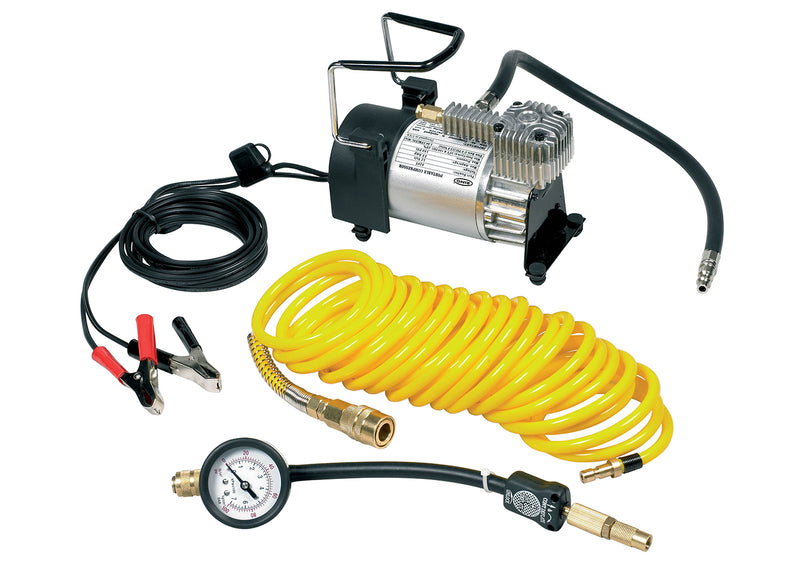 Ring RAC900 12v Plug Professional Heavy Duty Car Van 4x4 Tyre Air Compressor Inflator Pump