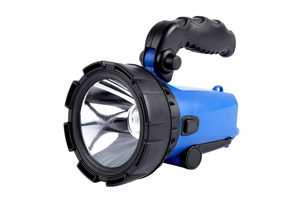 Ring RT5181 Handheld Rechargeable Waterproof LED Spotlight Spot Torch Light Lamp