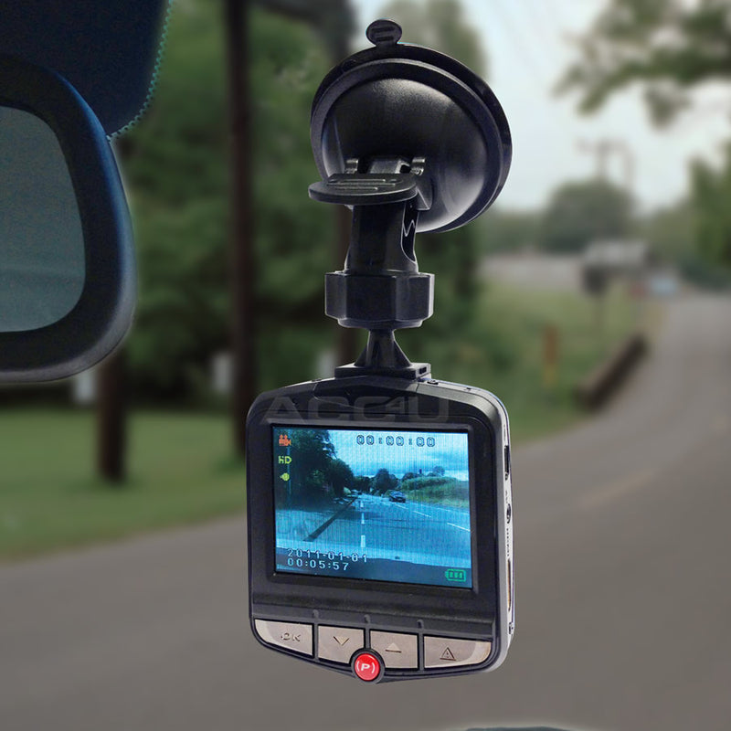 In Car Infrared Motion Sensing Premium HD Dash Cam Camera Video Journey Recorder