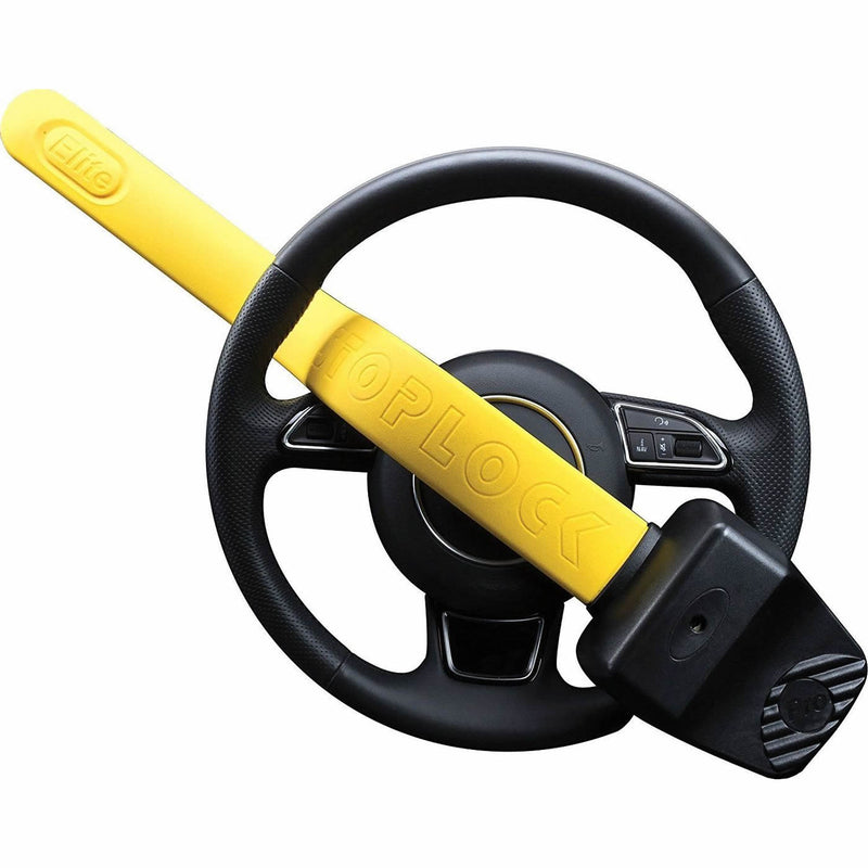 For Mercedes GLE GLS GLA 4x4 Stoplock Pro Elite Thatcham Approved Steering Wheel Lock