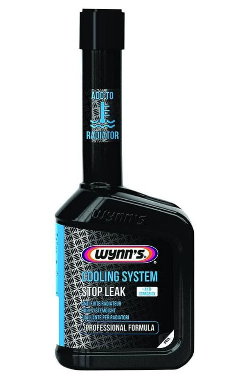 Wynns Professional Formula Car Radiator Cooling System Stop Leak Treatment