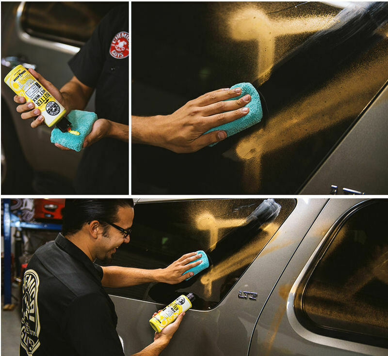 Chemical Guys BUTTER WET WAX Car Paint Deep Wet Gloss Shine Carnauba Wax 473ml