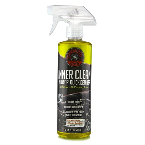 Chemical Guys INNER CLEAN Car Interior Quick Detailer All Surface Purpose Cleaner