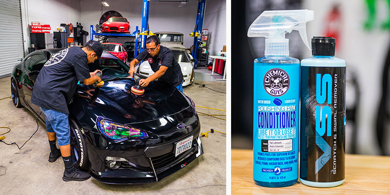 Chemical Guys VSS Car Paint Scratch & Swirl Marks Remover Paintwork Restorer