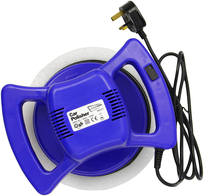 "240v 10"" inch Orbital High Power Electric Car Polisher Buffer Polishing Machine"