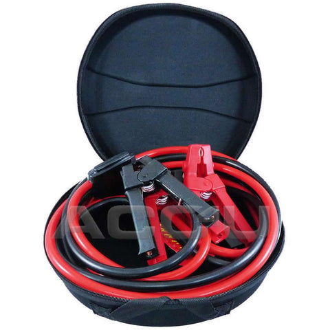 12v 400A Car Van 4x4 4000cc 4 Litre Engine Heavy Duty Jump Leads Booster Cables