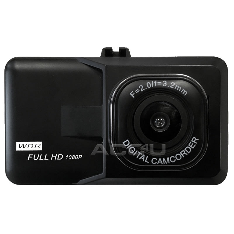 "In Car Van 3.2"" inch Display Full HD 1080P Dash Cam Camera Video Journey Recorder"