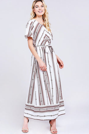 Desert Trail Maxi Dress