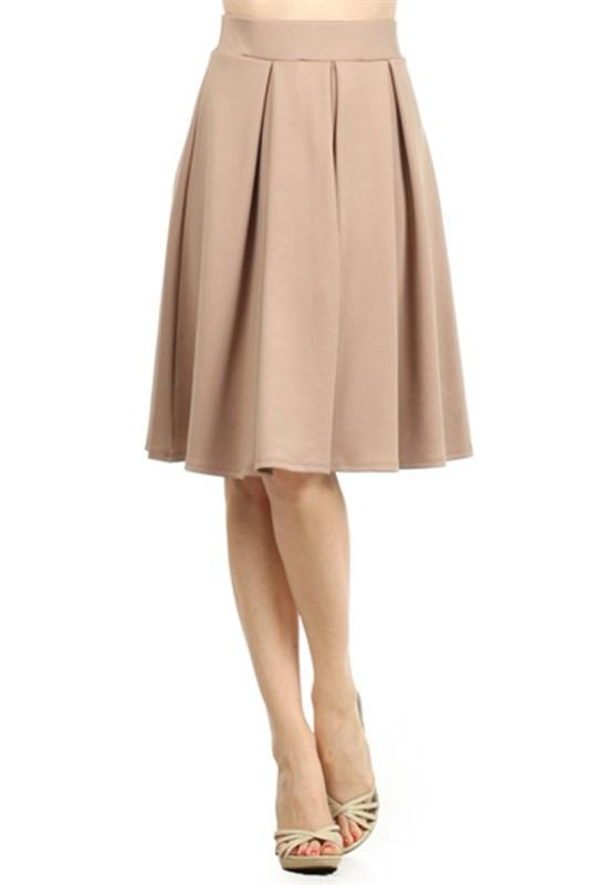Taupe Ball Gown
