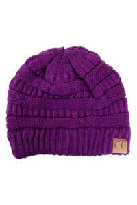 Copy of CC Beanie-Purple
