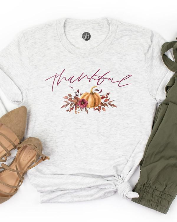 Thankful Graphic Tees