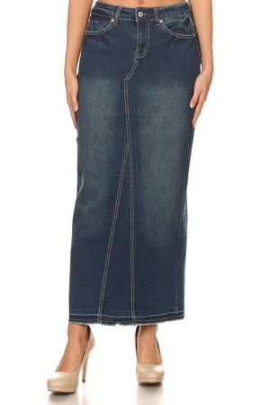 Heidi Denim Skirt