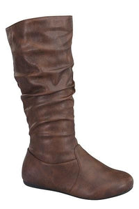 Snow Day Boots- Brown