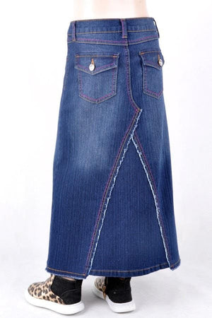 GIRLS Amy Blue Denim