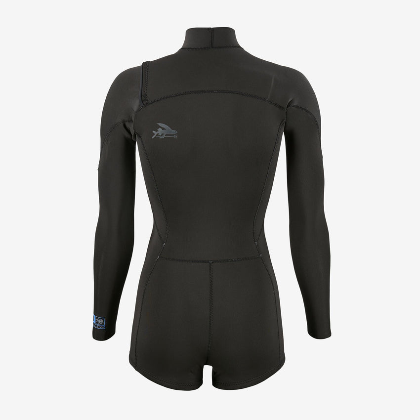 Patagonia Women's R1® Lite Yulex® Front-Zip L/S Spring Suit