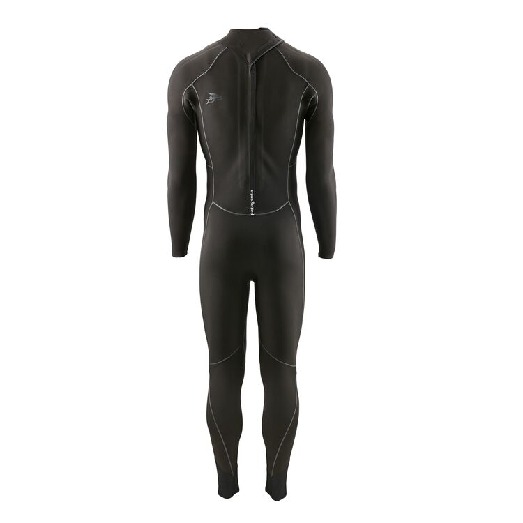 Patagonia Men's R4® Yulex® Back-Zip Full Suit