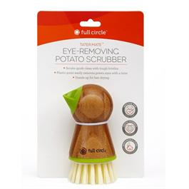 Full Circle Tater Mate Eye Removing Potato Scrubber