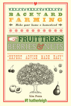 Penguin Random House Book-Backyard Farming: Fruit Trees, Berries and Nuts