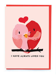 Noi Publishing Love Card-Love Birds