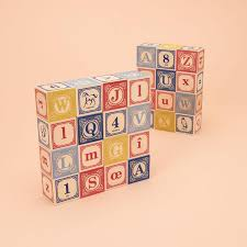 Uncle Goose Blocks-French
