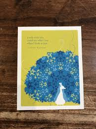 Compendium Encouragement Card-I Only Wish You Could See What I See When I Look At You