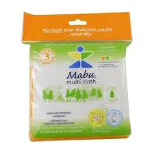 Mabu Multi Cloth 3 Pack