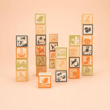 Uncle Goose Blocks-Nursery
