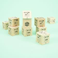 Uncle Goose Blocks-Guitar Chord Cubes