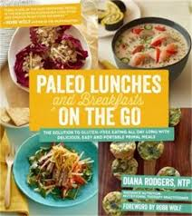 Jaguar Books Cookbook-Paleo Lunches And Breakfasts: On The Go
