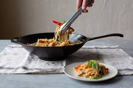 Lodge Cast Iron Chef Style Stir Fry Skillet-12 Inch