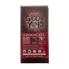 Giddy Yoyo Chocolate Bar-Cinnamon Spice