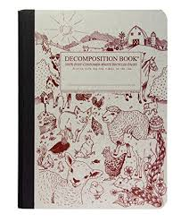 Michael Roger Decomposition Book-Lined