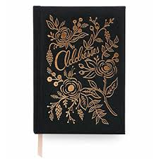 Rifle Paper Co. Address Book-Raven
