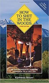 Penguin Random House Book-How to Shit in the Woods