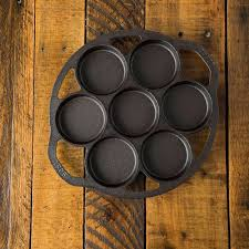 Lodge Cast Iron Mini Cake Pan
