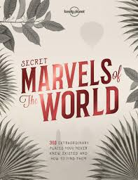 Raincoast Books Book-Secret Marvels of the World